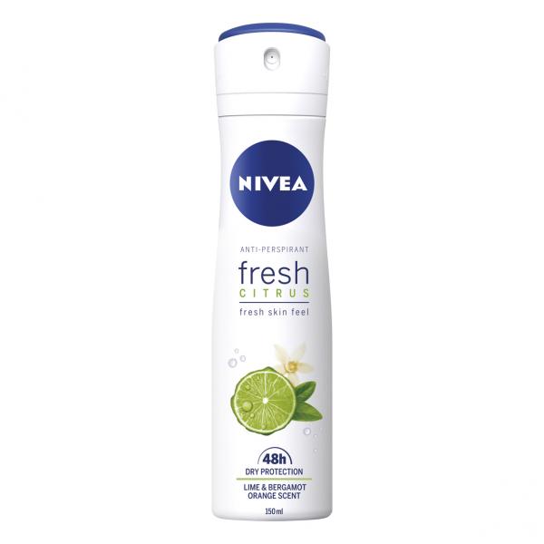 Nivea Deodorant spray, Femei, 150 ml, Fresh Citrus [0]