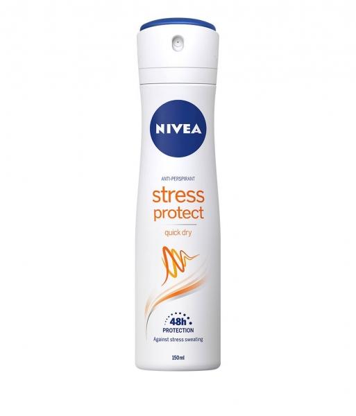 Nivea Deodorant spray, Femei, 150 ml, Stress Protect [0]