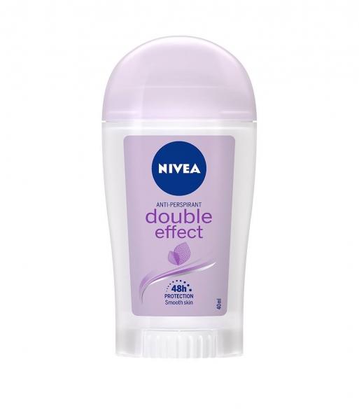Nivea Deodorant stick, Femei, 40 ml, Double Effect [0]
