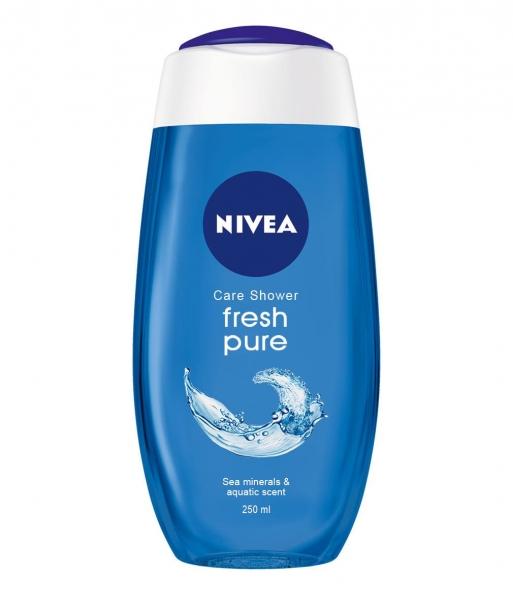 Nivea Gel de dus, 250 ml, Fresh Pure [0]