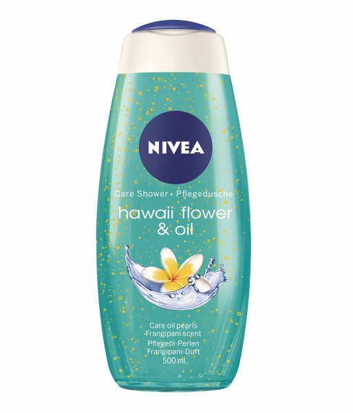 Nivea Gel de dus, 500 ml, Hawaii Flower and Oil [0]