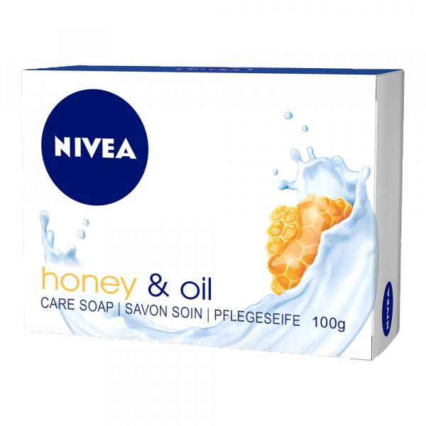 Nivea Sapun, 100 g, Honey & Oil [0]
