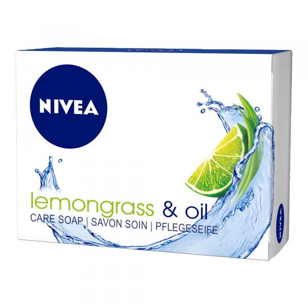 Nivea Sapun, 100 g, Lemongrass & Oil [0]
