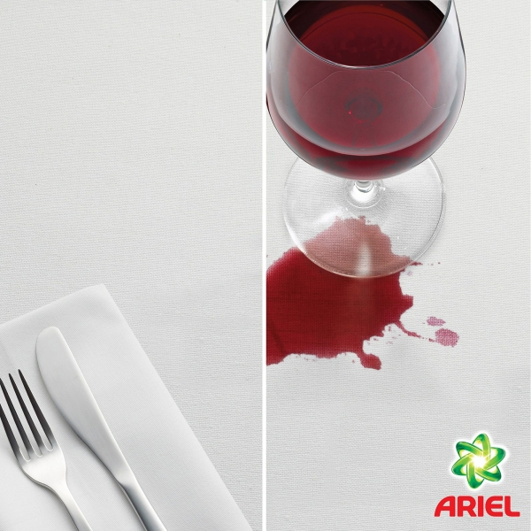 Pachet promo 4 x Ariel Detergent lichid, 2.2L, 40 spalari, Mountain Spring & Color [4]