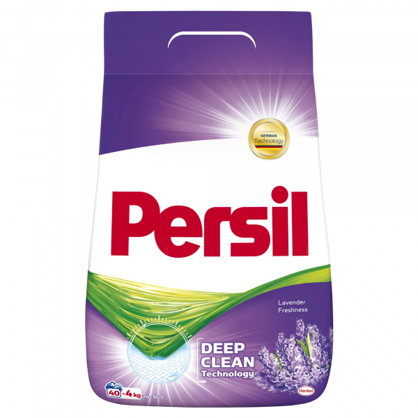 Persil Detergent automat, 4 kg, 40 spalari, Lavanda [0]
