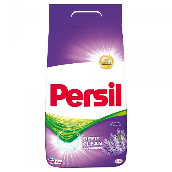 Persil Detergent automat, 6 kg, 60 spalari, Lavanda [0]