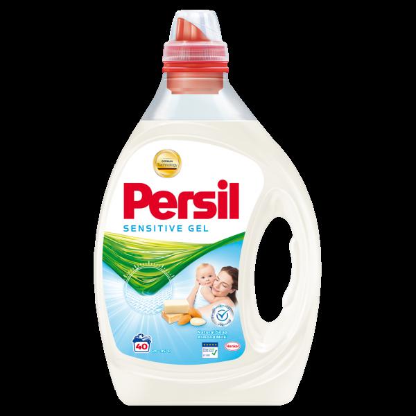 Persil Detergent lichid, 2L, 40 spalari, Sensitive Gel [0]