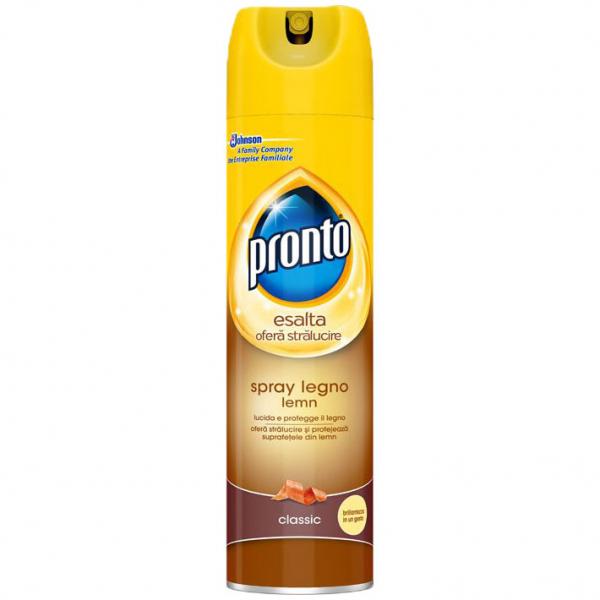 Pronto Spray pentru mobila, 400 ml, Lemn, Classic [0]
