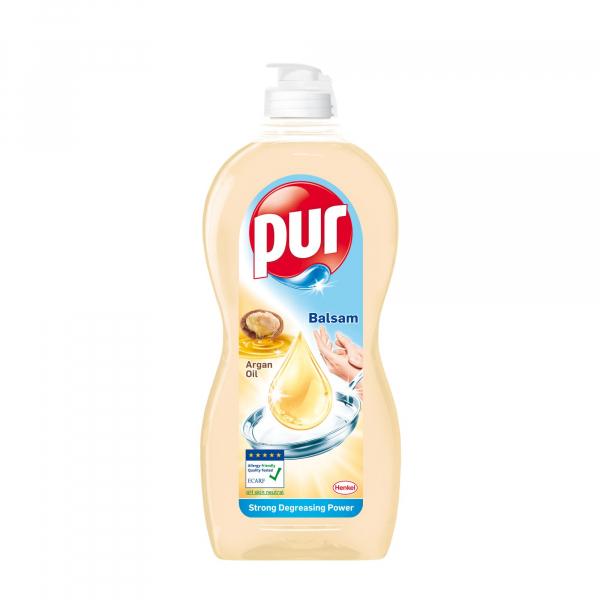 Pur Detergent pentru vase, 450 ml, Balsam Argan Oil [0]