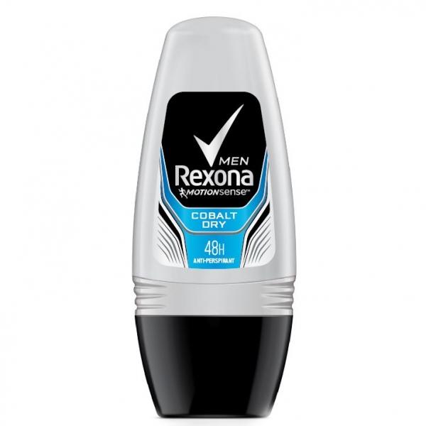 Rexona Deodorant Roll-on, Barbati, 50 ml, Cobalt Dry [0]