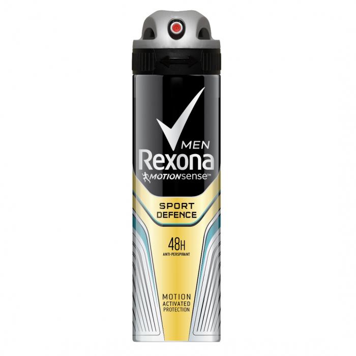Rexona Deodorant spray, Barbati, 150 ml, Sport Defence [0]