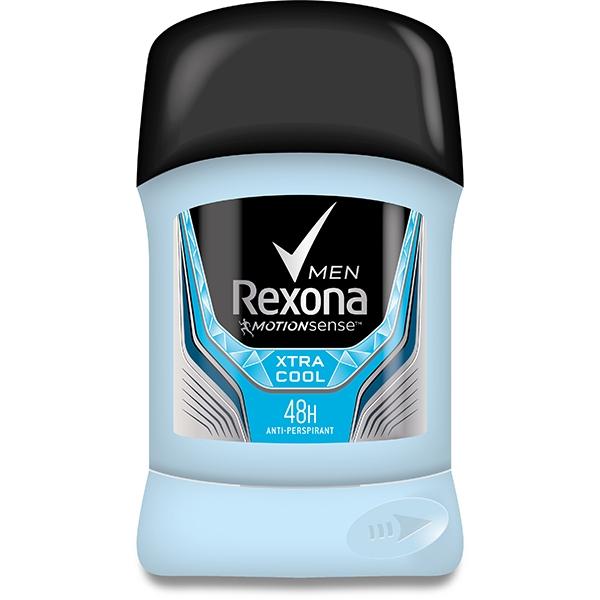 Rexona Deodorant stick, Barbati, 50 ml, XtraCool [0]