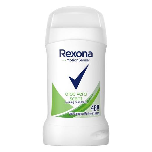 Rexona Deodorant Stick, Femei, 40 ml, Aloe Vera [0]
