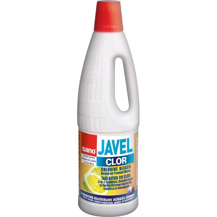 Sano Clor, 1 L, Javel Lemon [0]