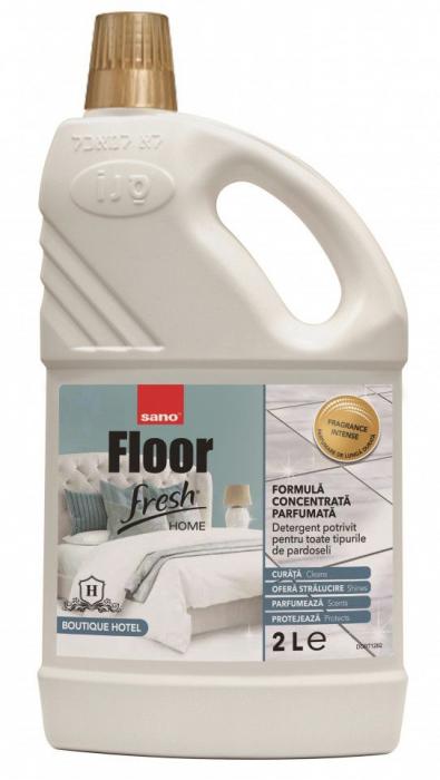 Sano Detergent pardoseli, 2 L, Floor Fresh Home Boutique Hotel [0]