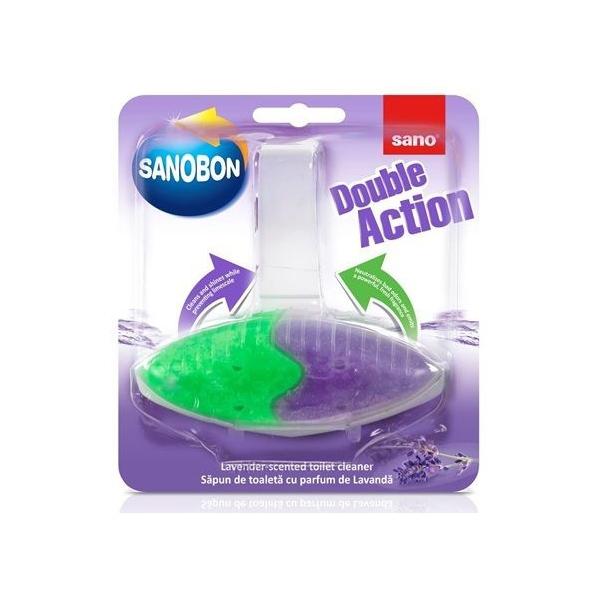 Sano Odorizant WC, 55 g, Double Action Lavender [0]