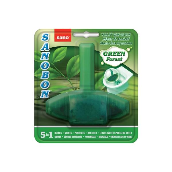 Sano Odorizant WC, 55 g, Green Forest [0]