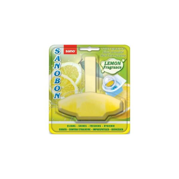 Sano Odorizant WC, 55 g, Lemon [0]