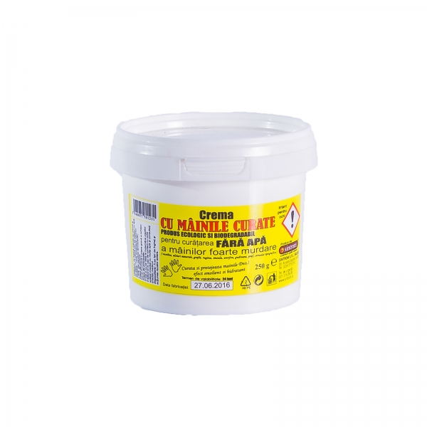 Zaffa Solutie pentru curatat mainile, 250 g [0]