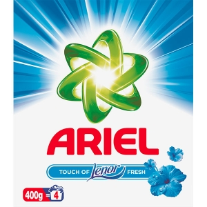 Ariel Detergent automat, 400 g, 4 spalari, Touch of Lenor Fresh [0]