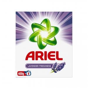 Ariel Detergent automat, 400 g, 4 spalari, Lavanda [0]