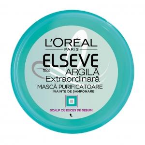 L Oreal Elseve Masca de par pre-samponare, 150 ml, Argila Extraordinara [0]
