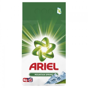 Ariel Detergent automat, 4 kg, 40 spalari, Mountain Spring [0]