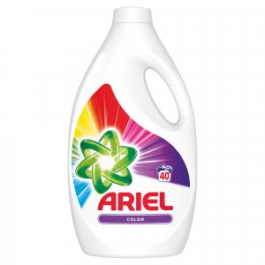 Ariel Detergent lichid, 2.2L, 40 spalari, Color [0]
