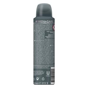 Dove Deodorant spray, Barbati, 150 ml, Men Care Elements Talc Mineral Sandalwood [1]