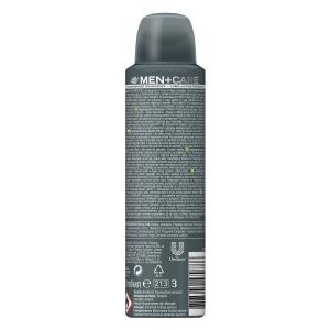 Dove Deodorant spray, Barbati, 150 ml, Men+Care Extra Fresh [1]