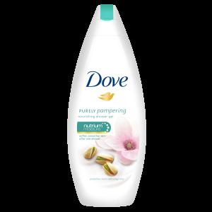Dove Gel de dus, 250 ml, Purely Pampering Pistachio Cream with Magnolia [0]