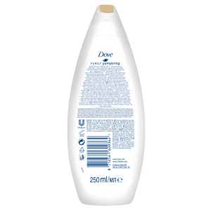 Dove Gel de dus, 250 ml, Purely Pampering Shea Butter with Warm Vanilla [1]