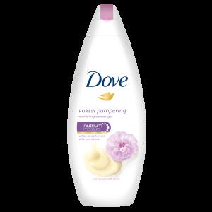 Dove Gel de dus, 250 ml, Purely Pampering Sweet Cream with Peony [0]