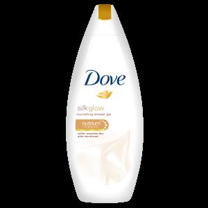 Dove Gel de dus, 250 ml, Silk Glow [0]