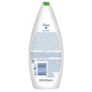 Dove Gel de dus, 500 ml, Go Fresh - Fresh Touch [1]