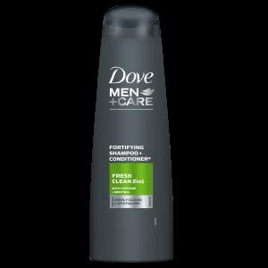 Dove Sampon, Barbati, 400 ml, Men+Care, Fresh Clean [0]