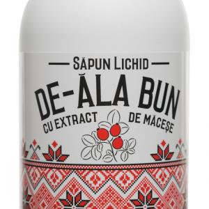 Sapun De-ala Bun cu extract de macese, lichid, 500 ml [1]
