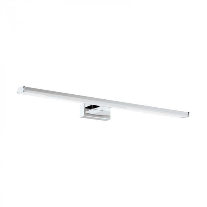 Aplica baie EGLO PANDELLA 1 96065, LED 11W 1350lm 4000K IP44, Aluminiu, Plastic, Alb [0]