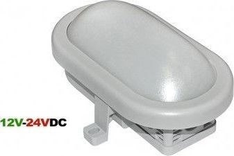 Aplica cu LED ovala 12V-24V DC [0]