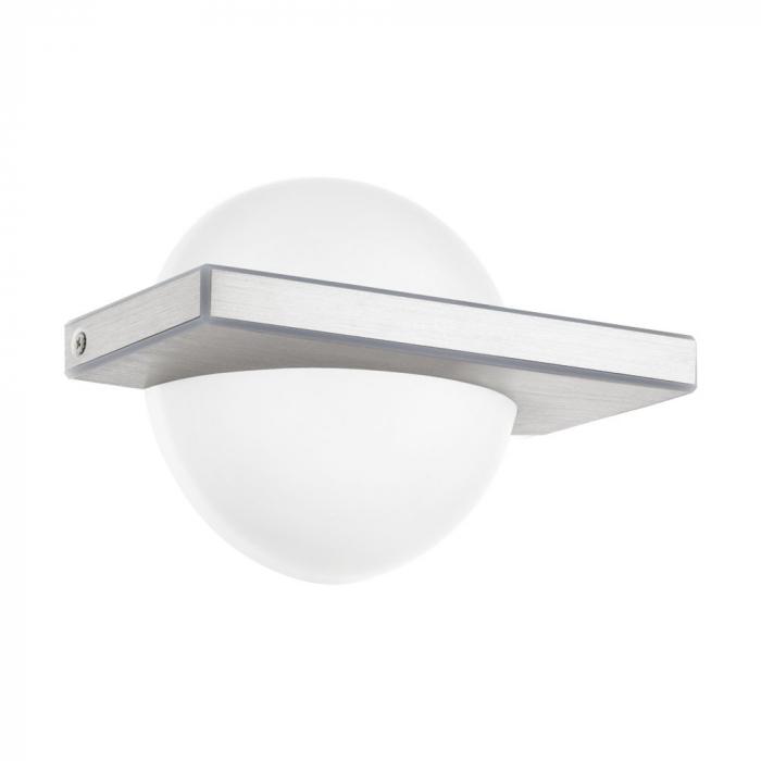 Aplica EGLO BOLDO 95771, LED 11W 950lm 3000K, Otel, Aluminiu, Alb [0]