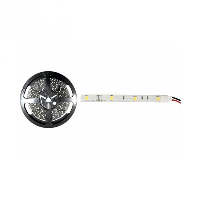 Banda LED 10W 12V Super Dense IP20 3528 lumina Calda [0]