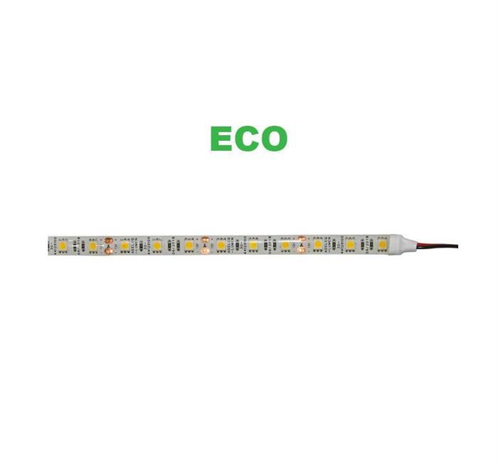 """Banda LED """"Eco"""" 14.4W 12V IP54 5050 lumina Calda [0]"""
