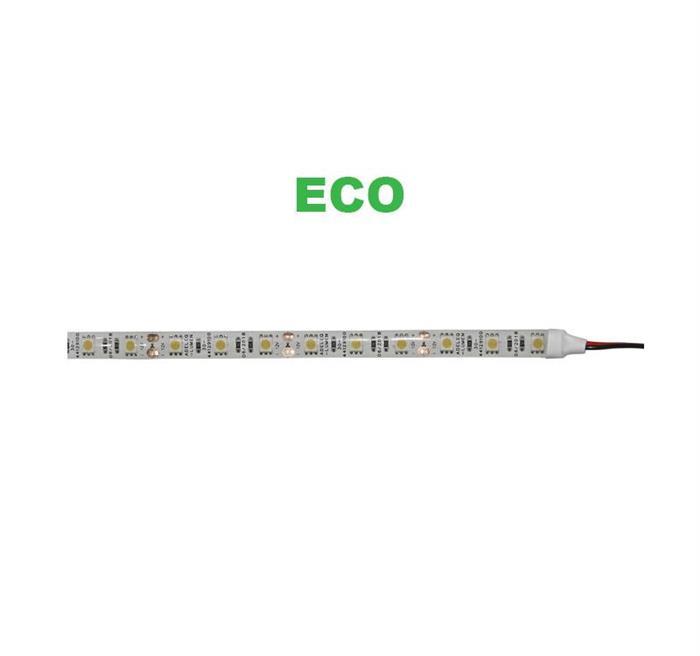 """Banda LED """"Eco"""" 14.4W 24V IP54 5050 lumina Calda [0]"""