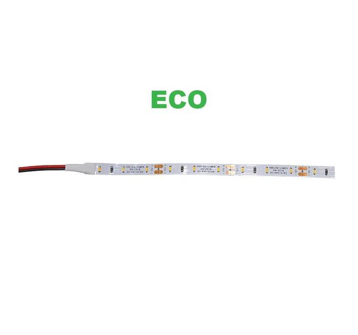 """Banda LED """"Eco"""" 4.8W 12V IP20  3014 lumina Calda [0]"""