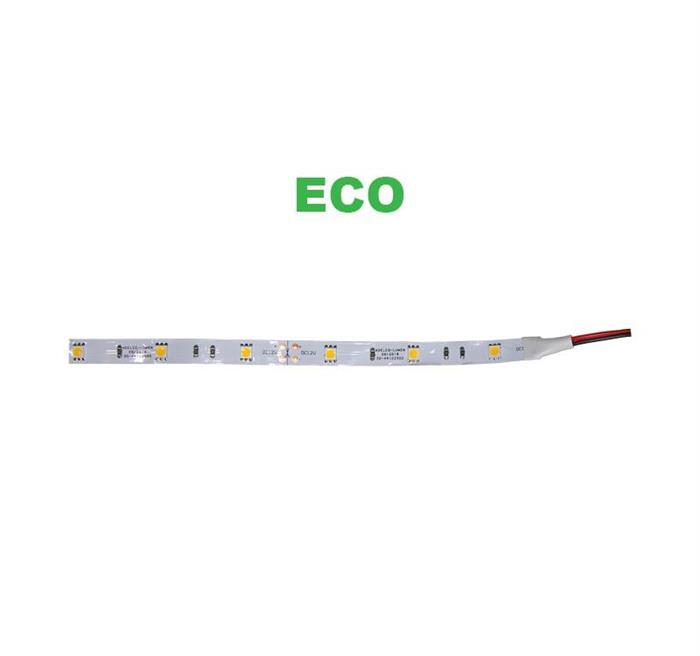 """Banda LED """"Eco"""" 7.2W 12V IP20  5050 lumina Calda [0]"""