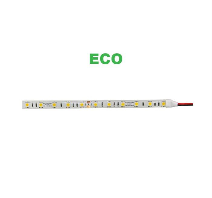 """Banda LED """"Eco"""" 7.2W 12V IP54 5050 lumina Calda [0]"""