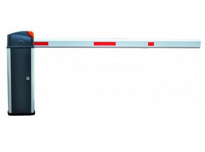 Bariera auto electromecanica, brat reglabil 3.6 la 6m pentru uz intensiv, montaj pe stanga [0]