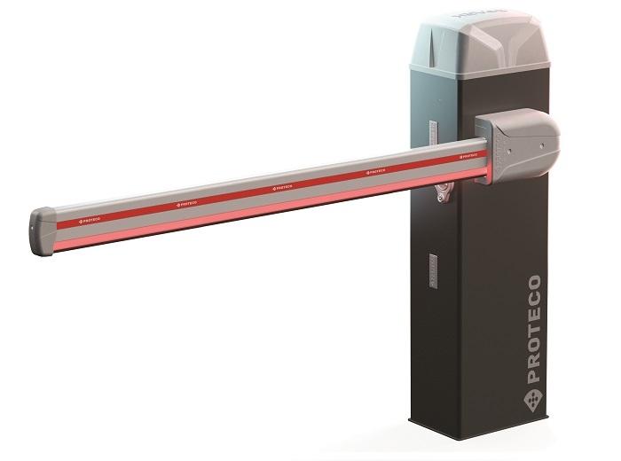 Bariera electromecanica 4m, alimentare 230V, utilizare intensiva [0]