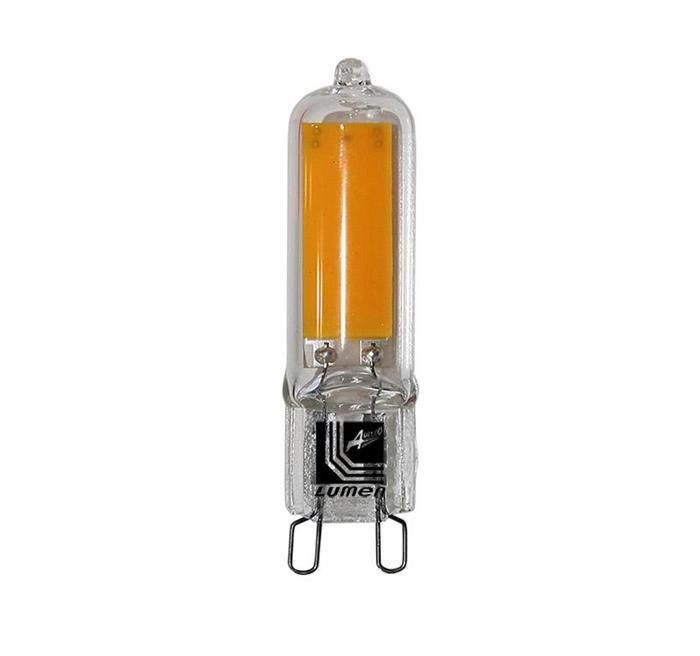 Bec cu LED COB  G10 3W (≈30w) lumina rece [0]