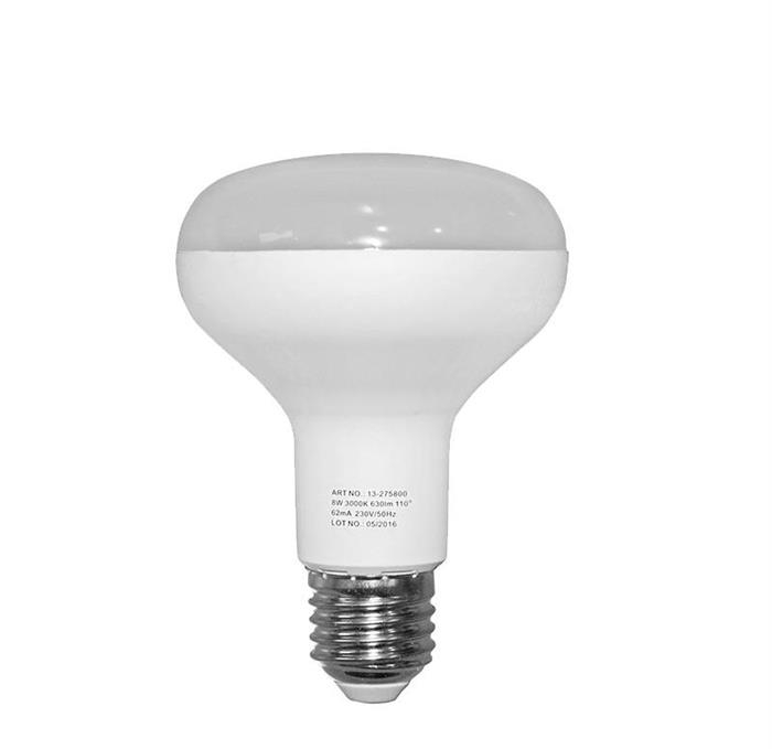 Bec cu LED R80 E27 8W (≈80w) lumina calda [0]